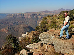 South African Tours with Zafari Tours - Day Trips - Gods Window
