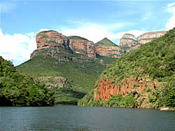 South African Tours with Zafari Tours - Day Trips - Blyde River Canyon