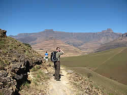 South African Tours with Zafari Tours - Day Trips - Drakensbergen