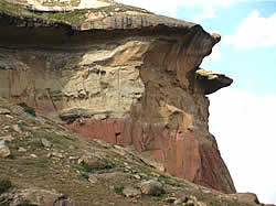 South African Tours with Zafari Tours - Day Trips - Golden Gate Highlands National Park